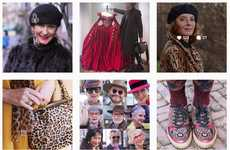 Boomer Street Style Platforms - Photographer Misja Beijers Captures Aging Fashion Icons on Instagram