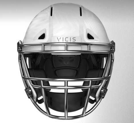 Injury-Preventing Football Helmets