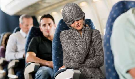 Airplane-Friendly Fashions - This Fashionable Piece of Travel Clothing is Both Stylish & Comfortable