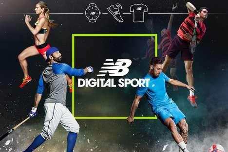 Tech-Conscious Sport Brands