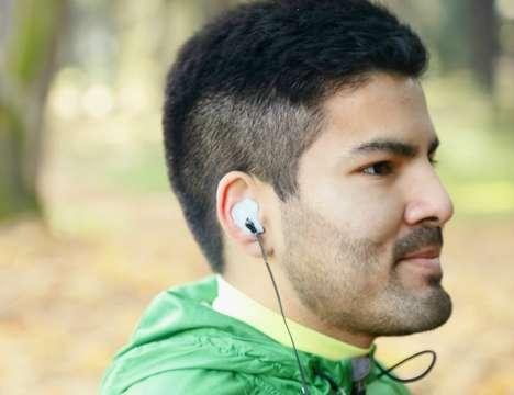 Custom Memory Foam Earbuds