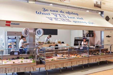 Upscale Indoor Food Markets