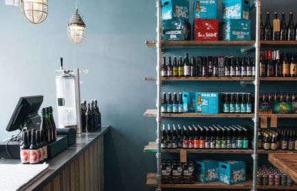 Hobbyist Beer Shops