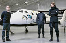Space-Grade Fashion Collaborations - This Athletic Brand is Designing Flight Suits for Astronauts