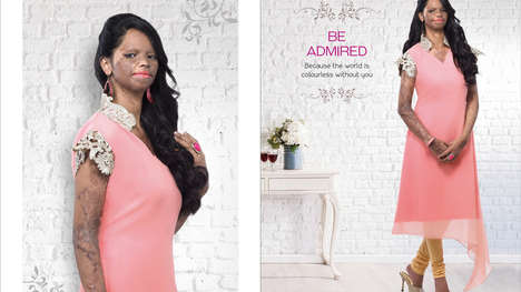 Courageous Female Fashion Campaigns