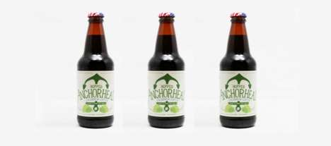 Hop-Infused Coffees - This Smooth Cold Brew Coffee is Infused with an Unexpected Ingredient