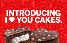 Holiday-Inspired Snack Cakes - These Snack-Size Treats are Perfect for Valentine's Day