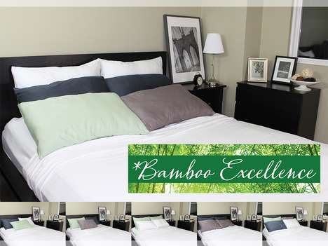 Luxe Bamboo Bed Sheets