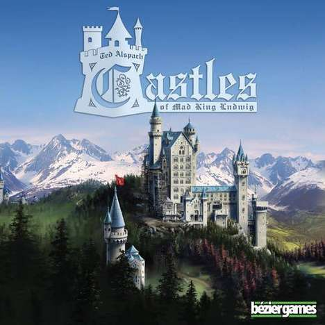 Castle-Building Board Games