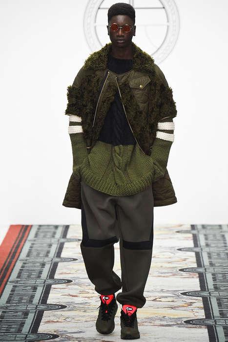 Militant Urban Menswear