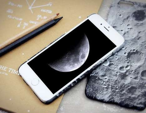 Lunar Smartphone Cases