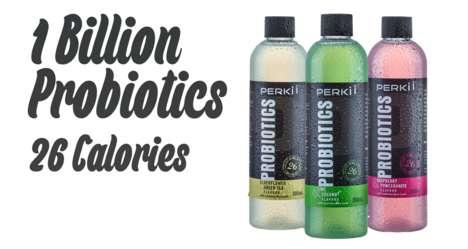 Dairy-Free Probiotic Drinks