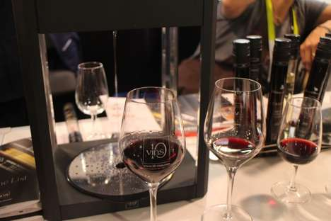 Connected Sommelier Gadgets