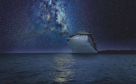 Star Gazing Cruise Lines - Princess Cruises and Discovery Channel are Offering an Astronomy Cruise