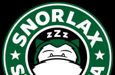 Anime-Inspired Nighttime Drinks - The Snorlax Sleepy Tea Will Help People Slumber Deeply Sooner
