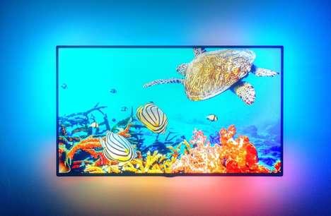 TV-Connected Illuminators