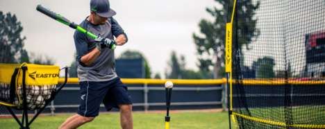 Data-Tracking Baseball Bats