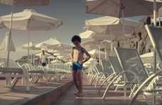 Boldness-Favoring Travel Ads - This Thomas Cook Ad Will Resonate with Busy Young Parents