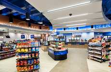 Experience-Focused Convenience Stores - The New Store Design of Murphy Express is Intuitive