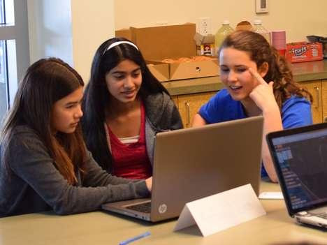 Peer-to-Peer Coding Workshops