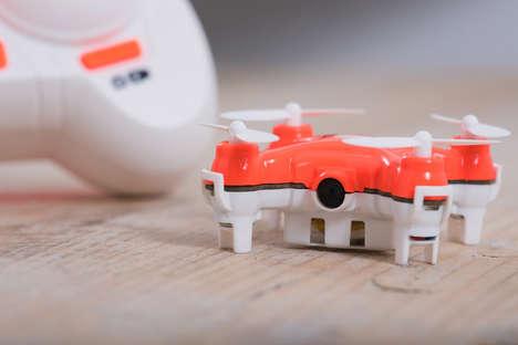 Micro Camera Drones