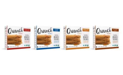Quinoa Breakfast Toasts