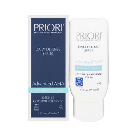 Anti-Aging Sunscreens
