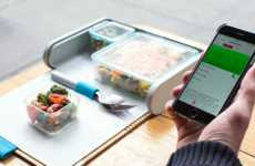 App-Connected Lunchboxes - The 'Prepd Pack' Helps Consumers Eat Healthier Lunches