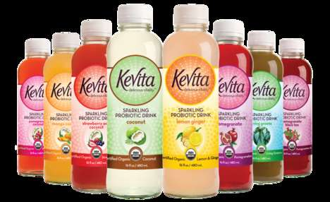 Non-GMO Sparkling Tonics