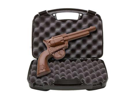 Chocolate Weaponry Creations