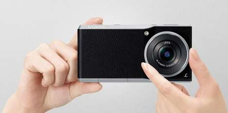 Android-Powered Cameras