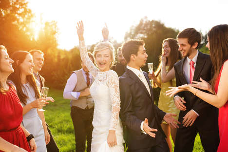Group Wedding Pop-Ups