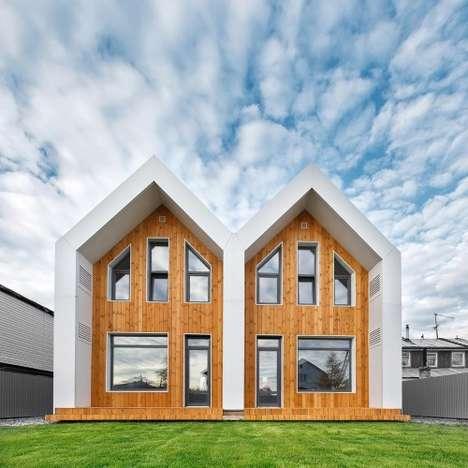 Double House Designs