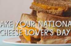 Celebratory Cheese Promotions - The New Whole Foods Promotion Celebrates National Cheese Lover's Day