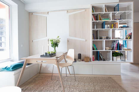 Mountable Dining Tables