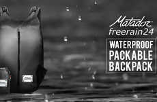 Water-Proof Packable Backpacks