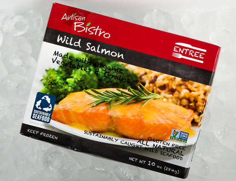 Sustainable Seafood Meals - These Artisan Bistro Frozen Seafood Meals Bring the Restaurant Home