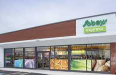Express Grocery Stores - Sobeys' Unveiled a New Express Store Concept in Nova Scotia