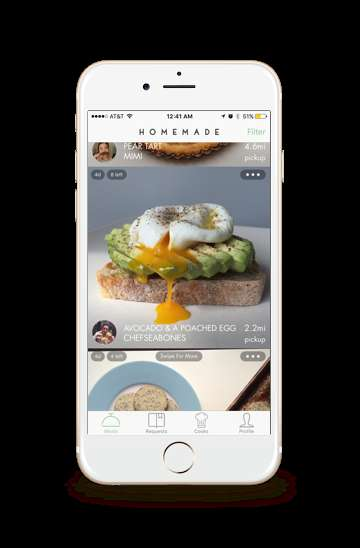 Neighbourly Meal-Sharing Apps