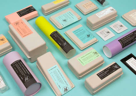Ultra-Discreet Hygiene Packaging - This Discreet Packaging Concept Offers Privacy at the Drug Store