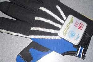Self-Powered Smart Gloves