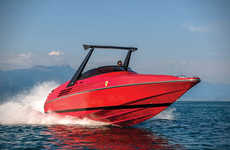 Luxury Race Car Speedboats