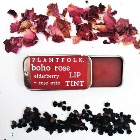 Botanical Lip Tints