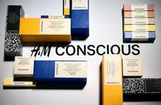 Affordable Organic Cosmetics - H&M's Conscious Collection Beauty Line Includes All-Natural Products