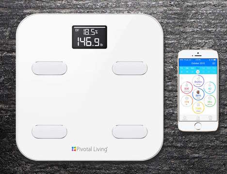 Intelligent BMI Scales