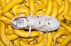 Artist-Honoring Streetwear - The Converse x CLOT Year of the Monkey Lineup Honors Andy Warhol
