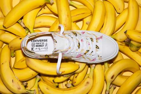 The Converse x CLOT Year of the Monkey Lineup Honors Andy Warhol