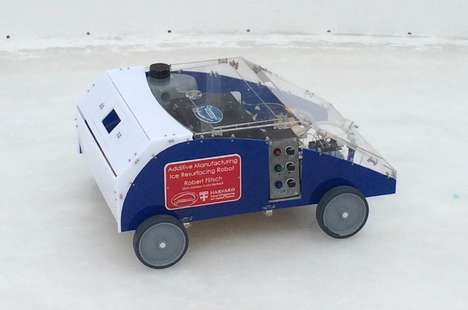 Road-Repairing Robots