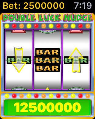 Haptic Smartwatch Gambling Apps