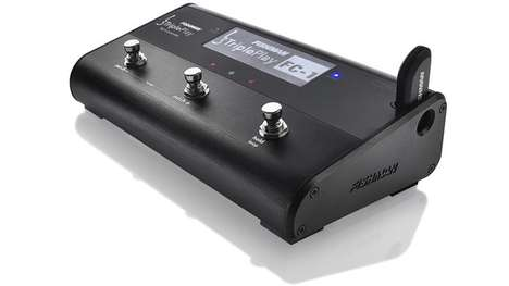 Versatile Guitar Controllers